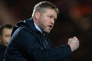 Grant McCann, Doncaster Rovers  manager (Picture: Bruce Rollinson)