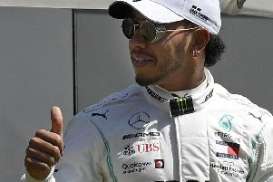 Mercedes driver Lewis Hamilton: Ahead of the Australian Grand Prix in Melbourne.