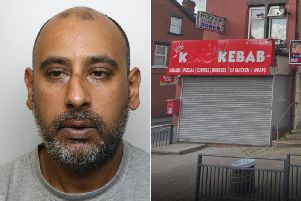 Abid Hussain, 39, was jailed for 18 months