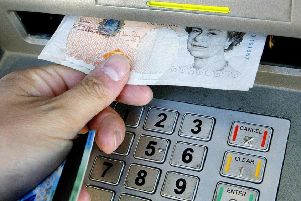 North Yorkshire may soon get more cash machines. Pic: PA