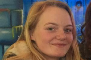 Tanisha Stelling-Leith, 15, was reported missing yesterday.
