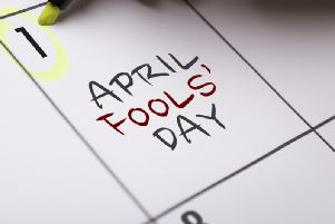Plenty of online pranks took place this morning on April Fools Day