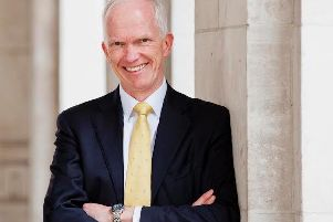 Stephen Welton is chief executive of BGF