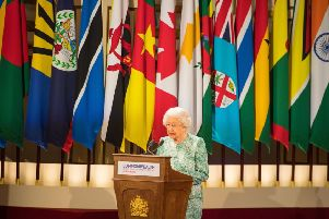 The Queen remains the head of the Commonwealth in its 70th year.