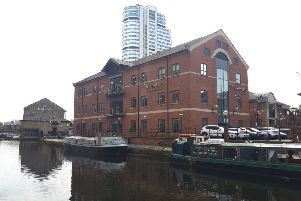 Quayside House in Leeds