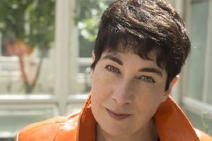 Yorkshire writer Joanne Harris whose debut novel Chocolat was published 20 years ago.