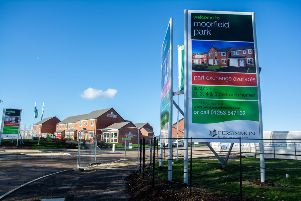 A library image of a Persimmon Homes site in Lancashire. Picture: JPI Media