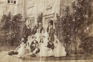 A photo from Jane Austen's family album.