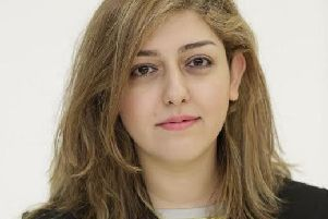 Lida Eslami is head of business development at London Stock Exchange