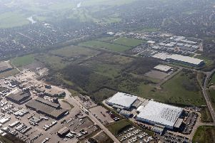 DHP brokers deal for office park site