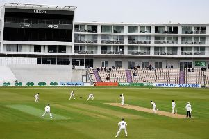 COUNTY CLASH: The Ageas Bowl. Picture: Harry Trump/Getty Images