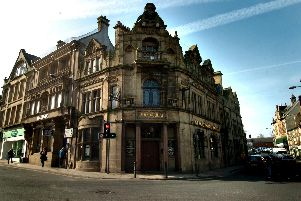 The Black Horse Hotel in Otley