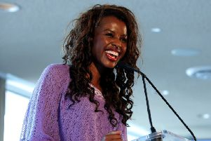 June Sarpong Photo by Jemal Countess/Getty Images