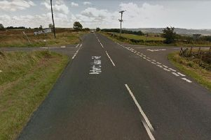 A motorcyclist is a serious condition in hospital after a crash with a bike near Otley.