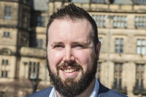 Edward Highfield Head of City Growth at Sheffield City Council
