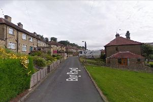Police helicopters and armed officers attended a village near Sowerby Bridge after a man was seen with what was believed to be a gun.