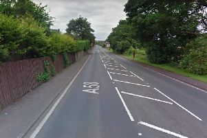 Two women in their 80s have been seriously injured after a car crash on the A58 in Scarcroft, Leeds