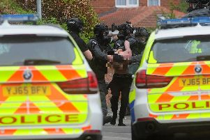 Police arrested the man in Seacroft on Tuesday morning
