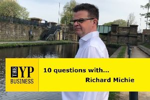 10 questions with...Richard Michie, The Marketing Optimist
