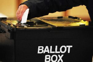 A voter ID pilot scheme is taking place in Craven.