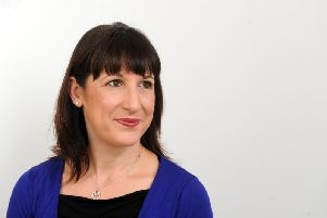 Leeds West MP Rachel Reeves.