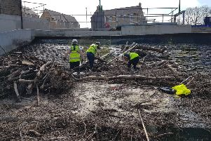 Volunteers needed to clean up Otley waterfront