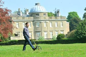 Scampston Hall, near Malton, hosts the Yorkshire Game and Country Fair from May 18-19