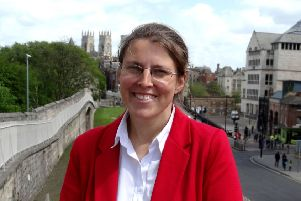 Rachael Maskell is the York Central MP.