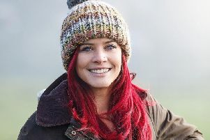 Red Shepherdess, Hannah Jackson, will be attending the 161st Great Yorkshire Show in Harrogate this July.