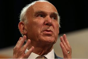 Sir Vince Cable is leader of the Liberal Democrats.