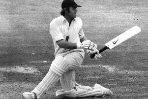 Dennis Amiss: Led the way. Picture: Getty Images