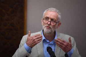 What do you think to Jeremy Corbyn's �10 per hour pledge for all workers? Photo: Victoria Jones/PA Wire