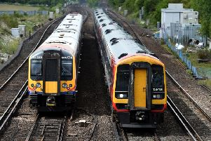 What are your thoughts on the rail network? Photo: Andrew Matthews/PA Wire
