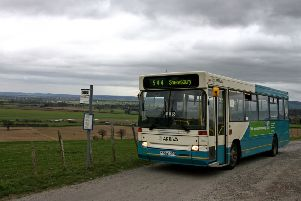 Do you think improvements to bus services are needed? Photo: Nick Potts/PA Wire