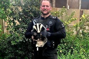 Inspector Kevin Kelly. PIC: North Yorkshire Police