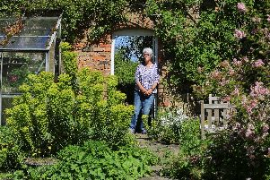 Vanessa Cooke has spent 40 years transforming Stillingfleet Lodge gardens into a haven for wildlife. She gives lectures on horticulture and rare species