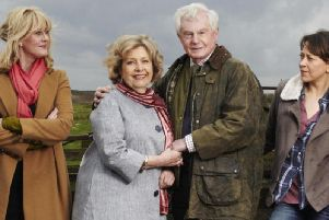 Last Tango in Halifax will return to screens for a four-part series in 2020 (Photo: BBC)