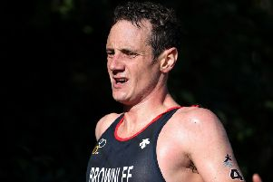 Alistair Brownlee: Going for fourth title in Leeds.