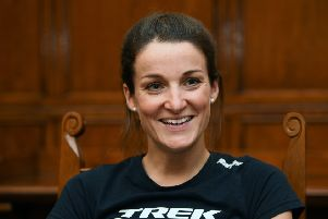 Lizzie Deignan: Hailed growth in women's cycling.'Picture: Jonathan Gawthorpe