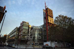 Channel 4's current headquarters on Horseferry Road, London.