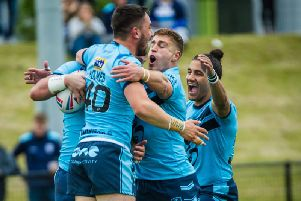 Featherstone Rovers. PIC: James Heaton.
