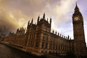 House of Commons. Credit: PA