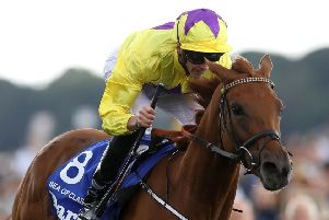 Yorkshire Oaks heroine Sea Of Class: Lines up at Royal Ascot today under James Doyle.