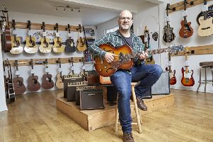 Guitar store opens new outlet in Beverley