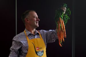 Big Broth winner Richard Norman, at Yorkshire Provender, ''.Picture by Simon Hulme