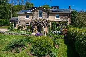 Castle Howard Station is now a private home with attached holiday accommodation