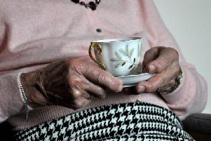 According to the report, 1.4 million older people had an unmet care need last year