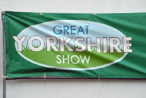The 161st Great Yorkshire Show will take place in Harrogate between 9 and 11 July 2019