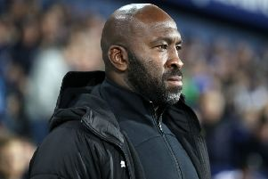 Former West Bromwich Albion manager Darren Moore is interested in the Doncaster Rovers job (Picture: PA).