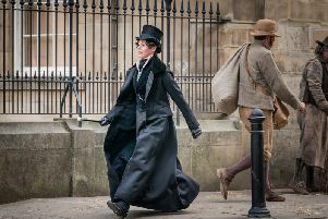 Should series two of Gentleman Jack focus on Anne Lister's travels and physical feats rather than her relationship?
